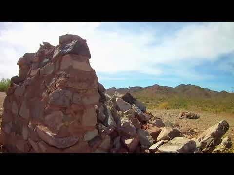 Harquahala Ghost Town and Gold Mine 04222017