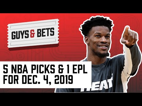 guys-and-bets:-five-nba-picks-and-one-premier-league-pick