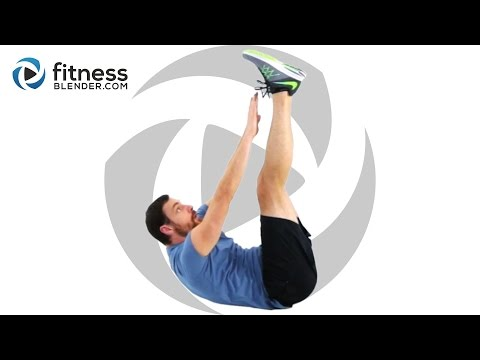 HIIT Cardio And Abs Workout For People Who Get Bored Easily