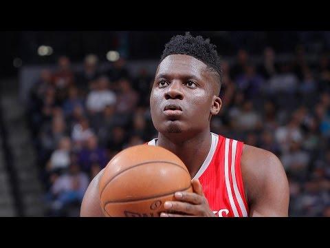 Clint Capela season NBA Season Highlights with the Houston Rockets