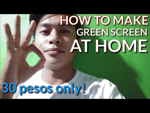 how-to-make-green-screen