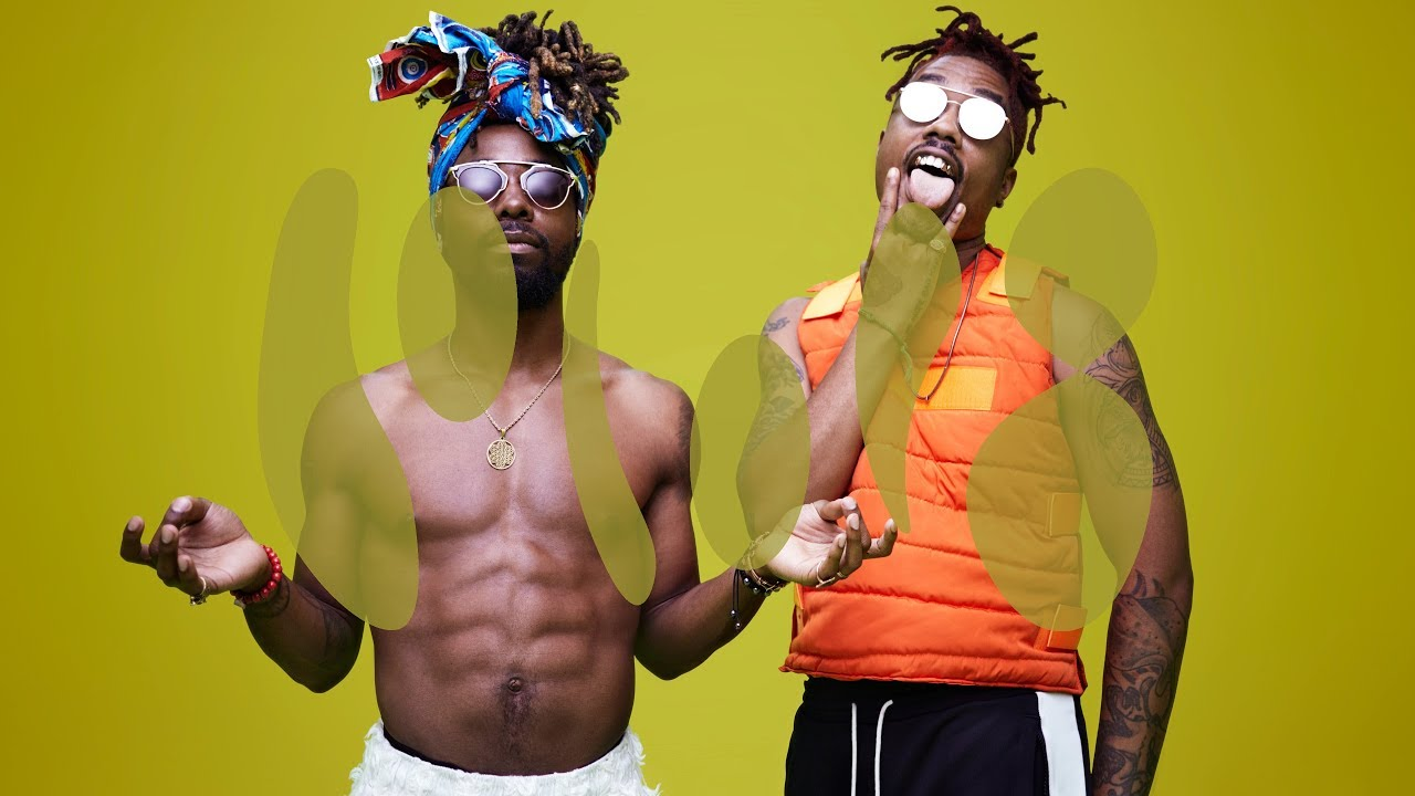 EarthGang - Up | A COLORS SHOW