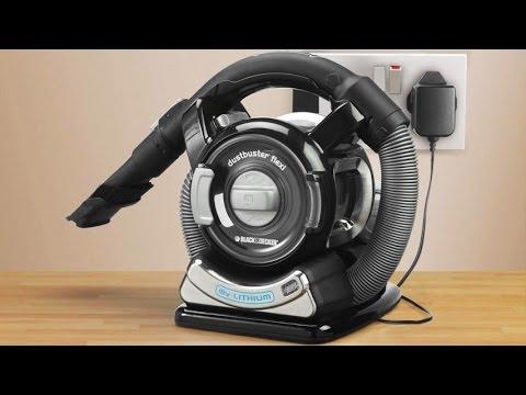black decker 18v dustbuster flexi vacuum youtube. Black Bedroom Furniture Sets. Home Design Ideas