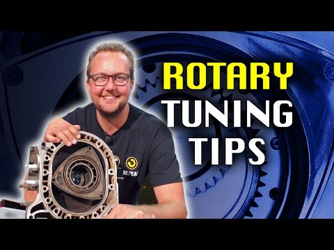 Tuning a Rotary Engine - Technically Speaking
