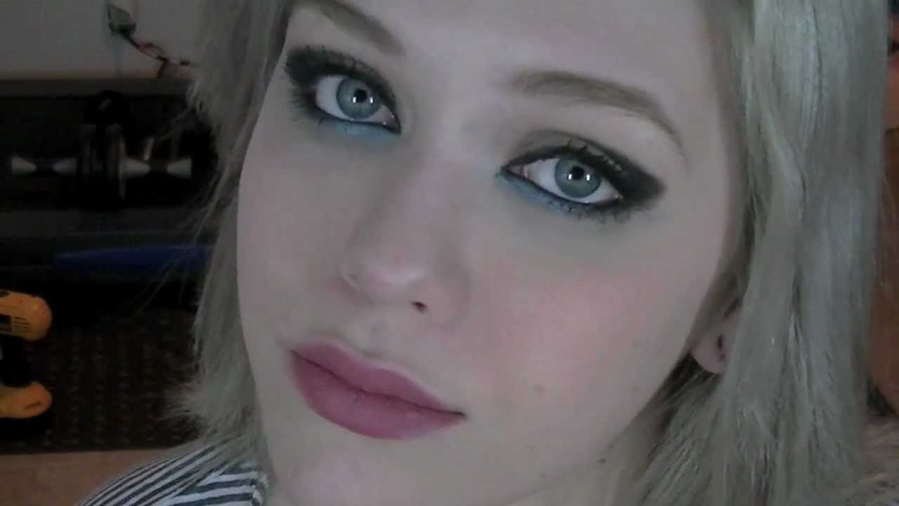 effy stonem inspired makeup look youtube