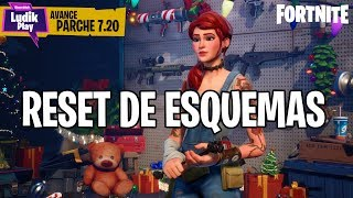 ADVANCE PARK 7.20 - RECONSUAL OF SCHEMES AND HEROES ? FORTNITE SAVE THE WORLD Spanish News
