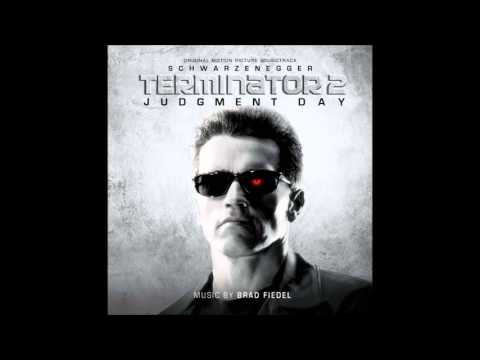 Terminator 2: Judgment Day (OST) - Escape from the Galleria