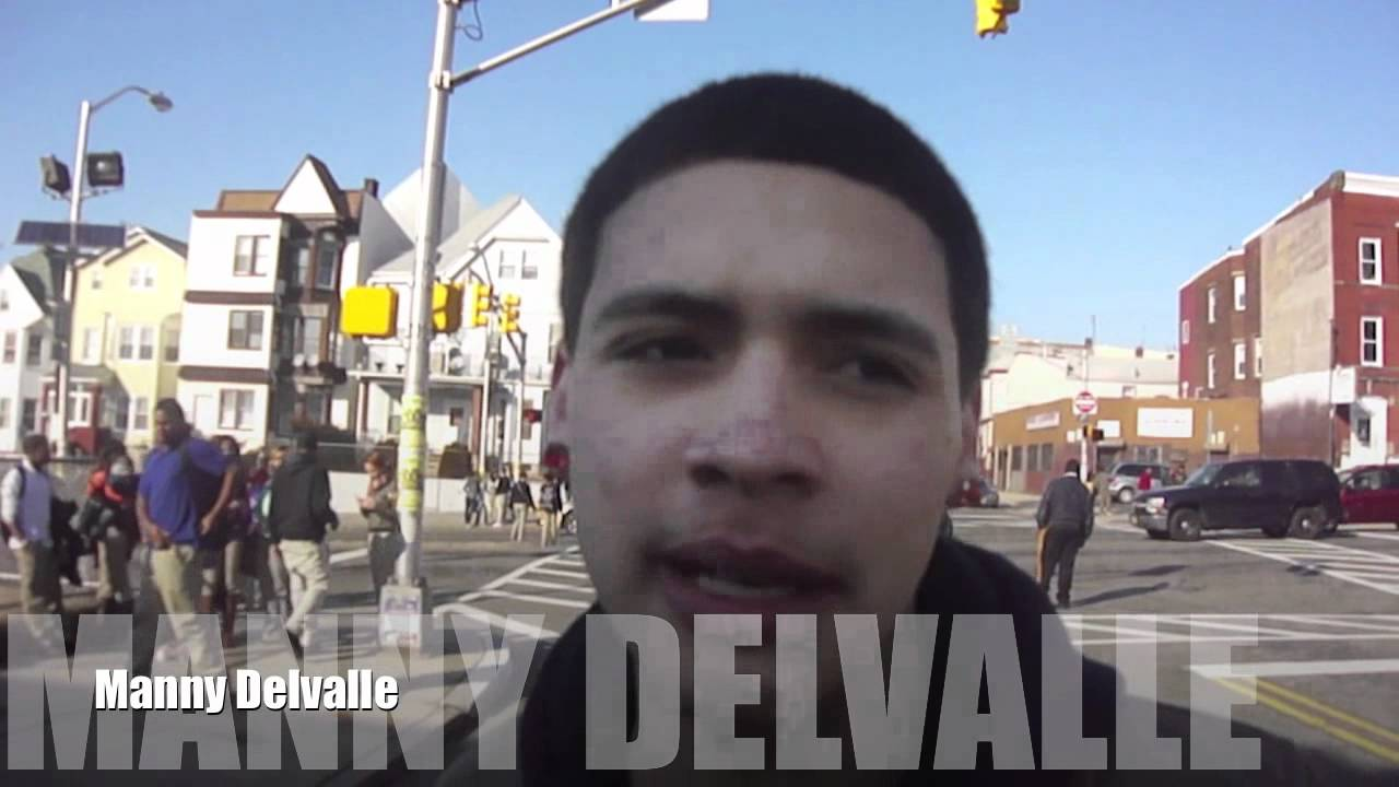 Language In 45 And 47 Stella Street: Manny Delvalle Barringer High School Takeover