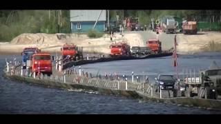 Полиция Ямала хватает людей на переправе через Пур и принудительно дактилоскопирует