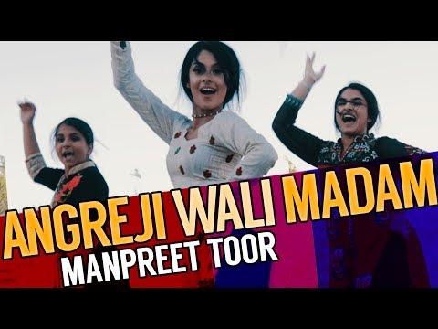 """Angreji Wali Madam"" | Kulwinder Billa, Dr Zeus, Shipra Goyal (Manpreet Toor)"