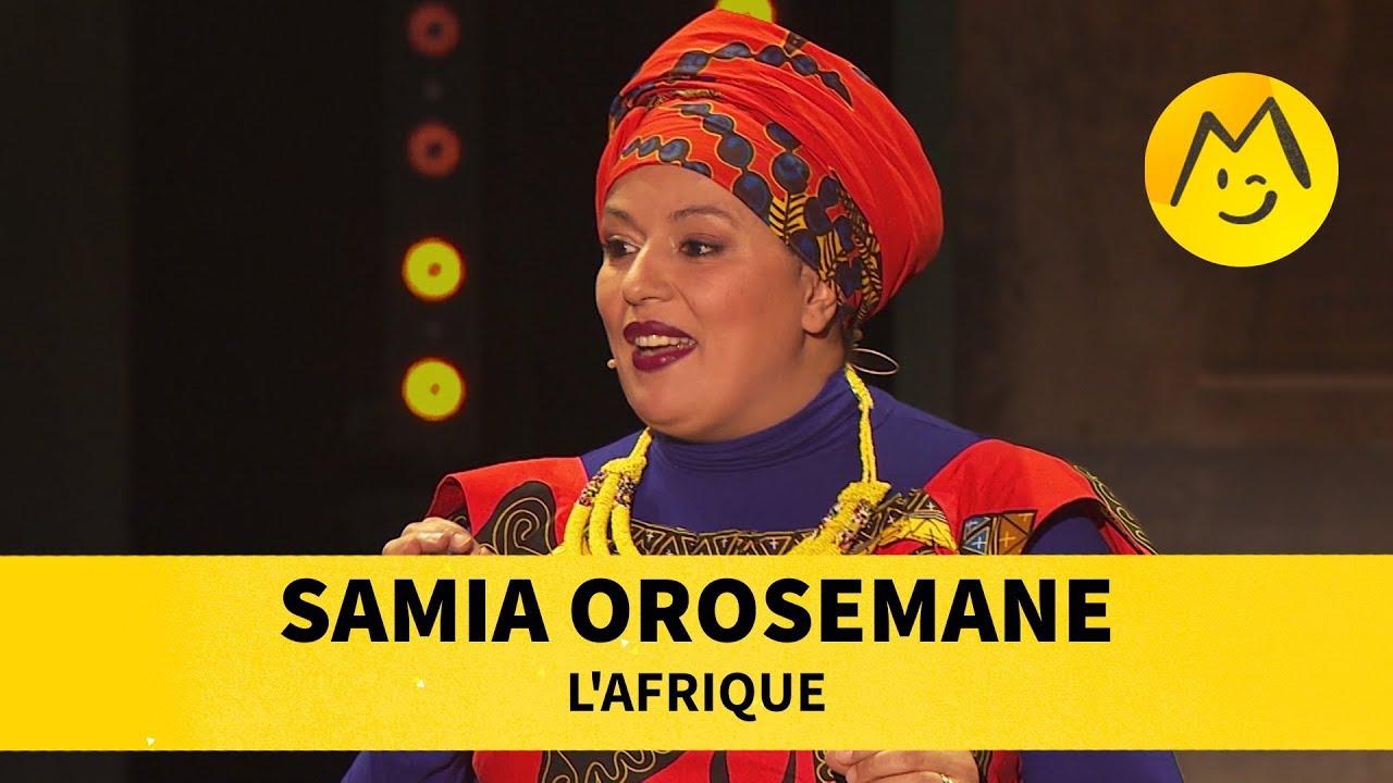 Samia Orosemane - L'Afrique