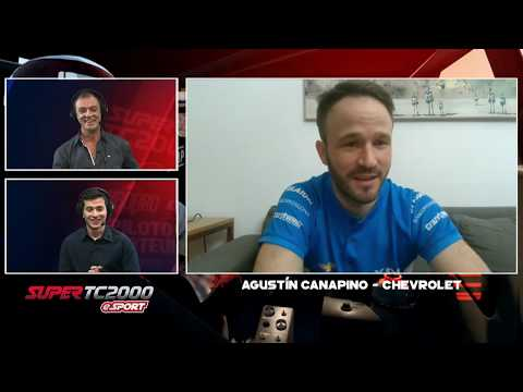 """Agustín Canapino se consagró en el """"Campeonato de las Estrellas 2"""" y se ganó un volante G29 y una pedalera Logitech G"""