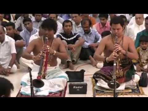 Thavil and nadaswaram Kacheri video # 292 y kumaran panchamoorthi