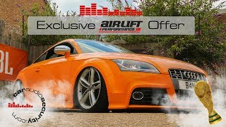 Exclusive Airlift Offer!!
