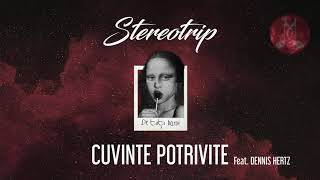 STEREOTRIP feat. Dennis Hertz - Cuvinte potrivite  | Official Audio