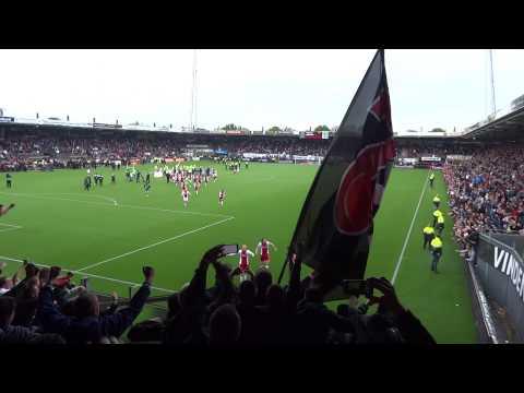 Heracles - Ajax ( 1-1 ) : Eindsignaal