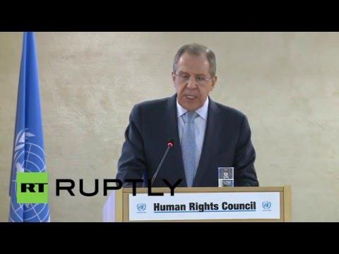 Download Switzerland: Lavrov condemns rise of neo-Nazism in Ukraine