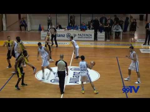 Incontro Allianz Cestistica Città di San Severo - Il Globo Basket Isernia