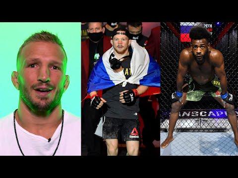 Bantamweight Breakdown With TJ Dillashaw