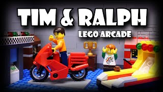 Tim and Ralph: Lego Arcade (Episode 36)
