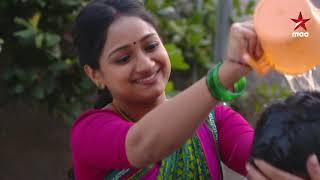 అవని - అక్షయ్ ❤️❤️  #KathaloRajakumari Today at 9 PM on Star Maa