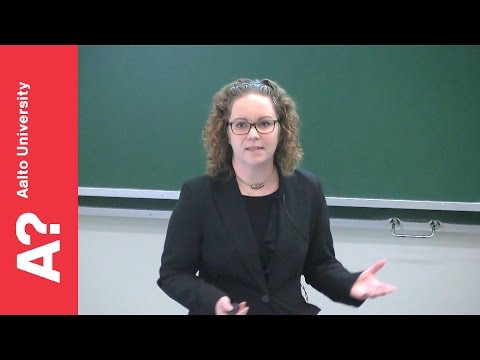 "Hele Savin: ""Cost-efficient photovoltaic devices using nanotechnology"""