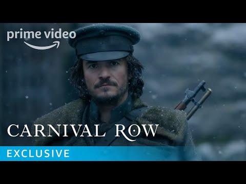 Carnival Row Series | Philo's Story | Prime Video