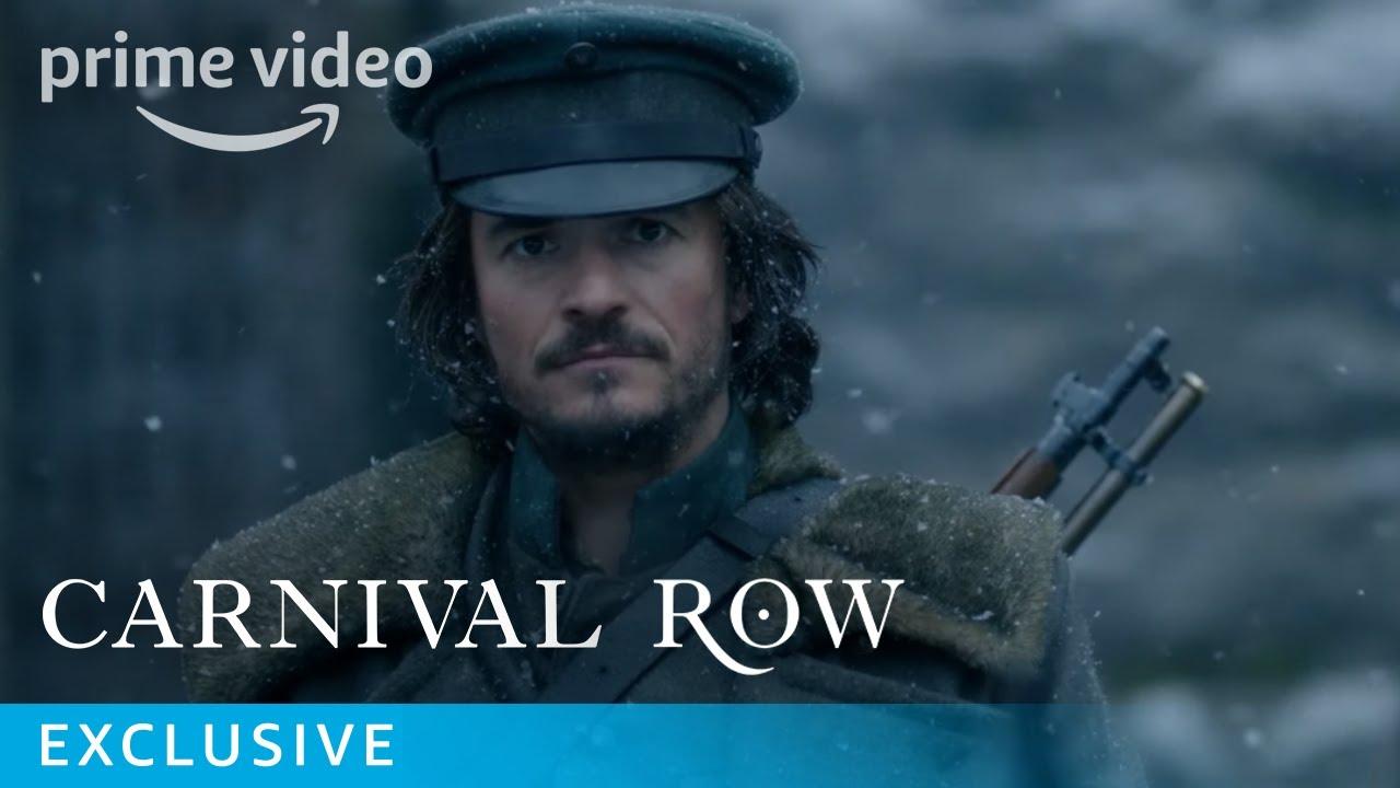 Carnival Row - Featurette: Philo's Story (Official Prologue) | Prime Video