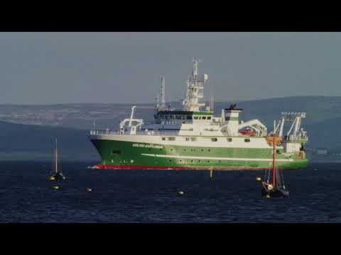 First Collaborative Atlantic Seabed Mapping by Atlantic Ocean Research Alliance