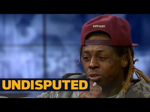 Lil Wayne on why Aaron Rodgers could be the best QB in the NFL | UNDISPUTED