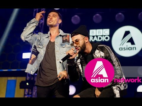 Adam Saleh and Faydee Performing WAYNAK For The First TIME TOGETHER!!