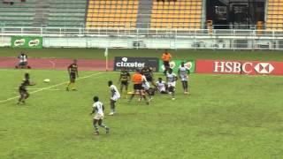 Malaysia 7s - Sri Lanka v Kazakhstan