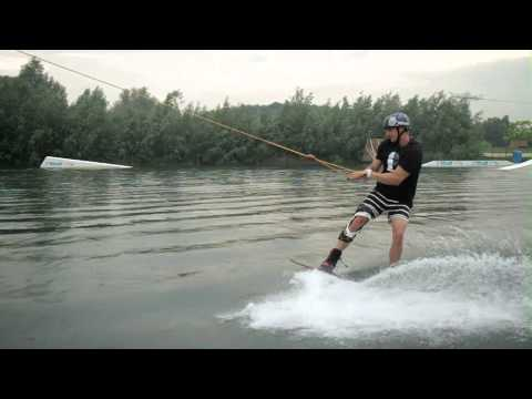 Learn How To Wake: Ollie Front Side 180