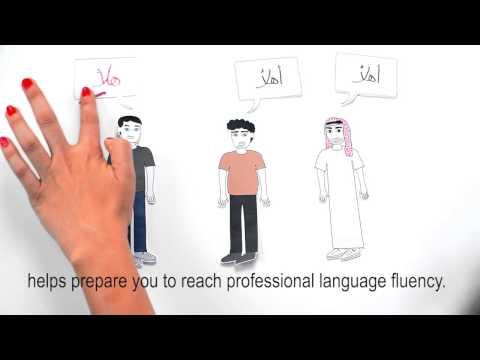 University of Arizona Flagship Arabic program (English subtitles)
