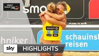 Gromadowska/Kociolek triumphieren in Duisburg | Duisburg - smart beach tour 2017