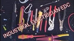 Industrial electrician EDC