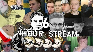 "HoI4, Multiplayer, bloopers, ""special content"" and more! - 6 Hour Stream"