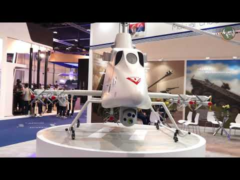 UMEX 2018 International Unmanned Systems Exhibition Ground Air Naval Abu Dhabi United Arab Emirates