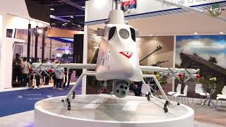 UMEX 2018 International Unmanned Systems Exhibition Ground Air Naval Abu Dhabi United Arab Emirates