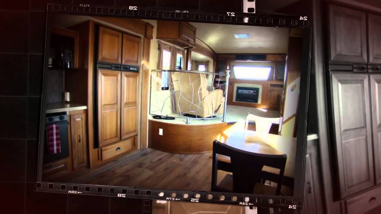 Living Room On Sale Beige And Grey 2014 Open Range 386flr Front Fifth Wheel Rv For Pa Dealer Lerch Youtube