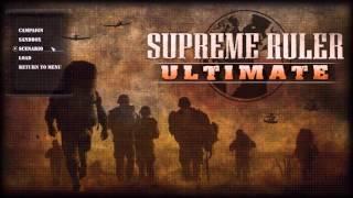 Supreme Ruler Ultimate: Beginners Guide part 1 (Game set up)