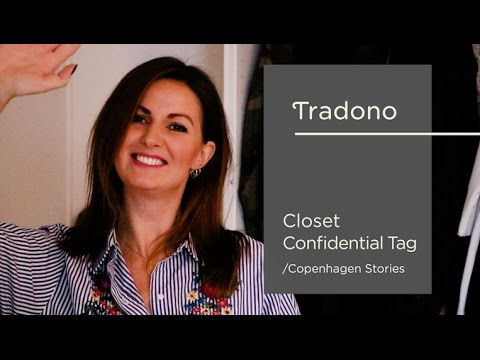 Tradono Closet Confidential Tag - Copenhagen Stories