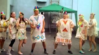 видео Индейская вечеринка для детей