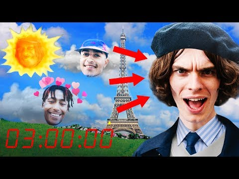 DANNY Is FINALLY Back + £1000 Giveaway! PAQ Take Over Paris With Calvin Klein!