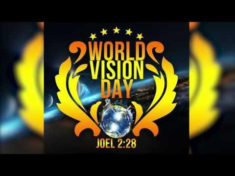 UNITED KINGDOM Radio! - I'm a Witness For WORLD VISION DAY