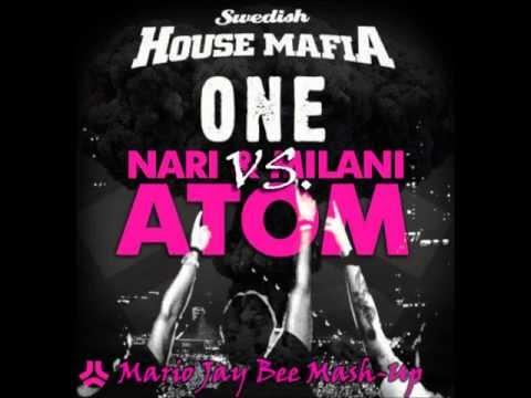 Swedish House Mafia vs. Nari & Milani - AtOne (Mario Jay Bee Mash-Up Edit) [One vs. Atom]