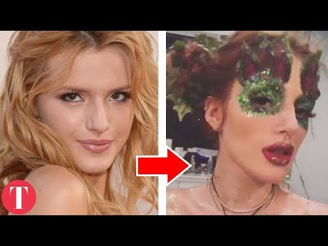 10 Celebs Who Are Seriously Going Through An IDENTITY CRISIS