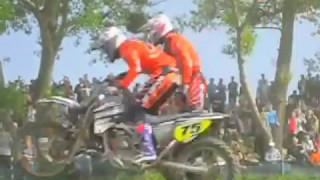 2 етап Чемпіонату Світу по мотокросу на мотициклах з коляскою у Чернівцях 6-7 травня 2017 р