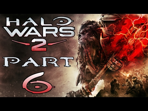 "Halo Wars 2 - Let's Play - Part 6 - ""The Cartographer"""