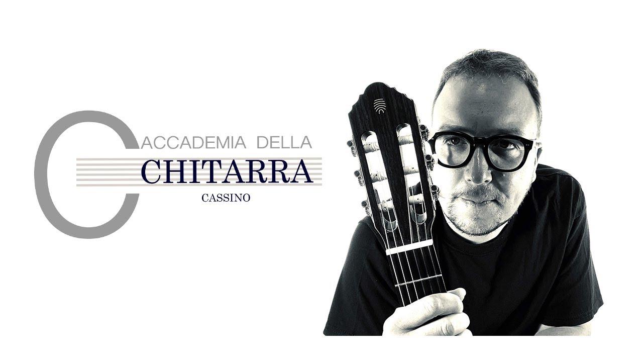Accademia Della Chitarra Cassino - Alessandro Minci